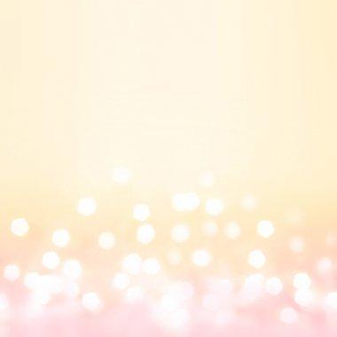 Defocused Bokeh twinkling lights