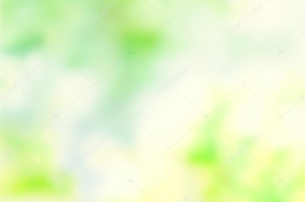 Fondo Verde Y Azul Manantial Natural