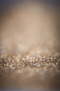 abstract glitter background with blinking lights