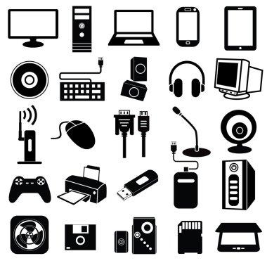 computer peripheral icon