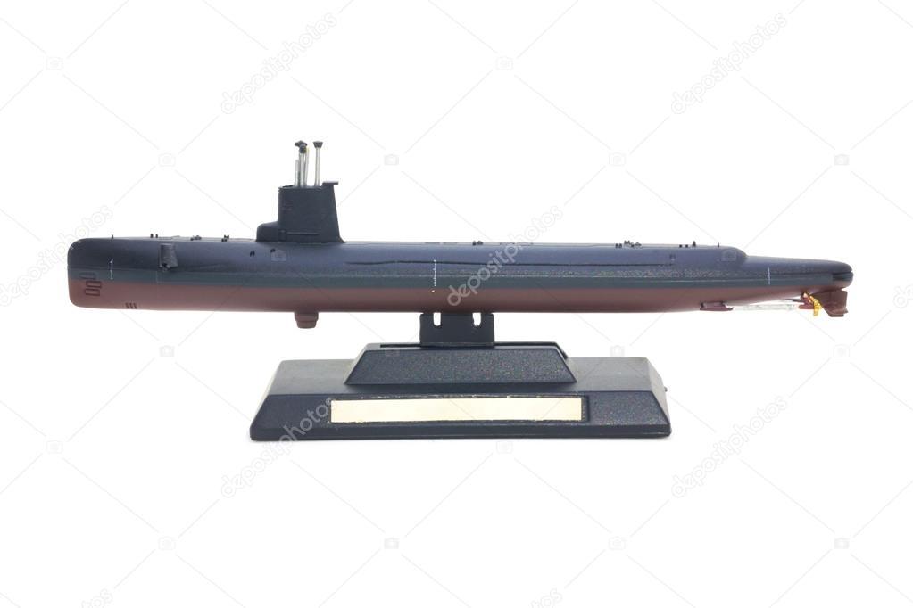 World war II submarine model toy