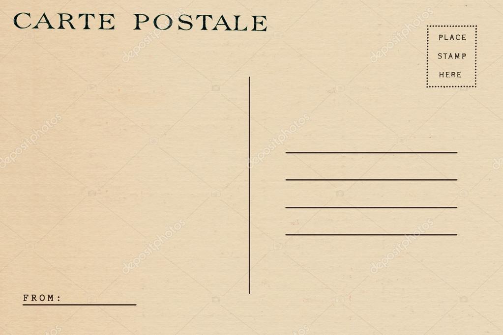 back of vintage blank postcard stock photo ztudiototo 97058434