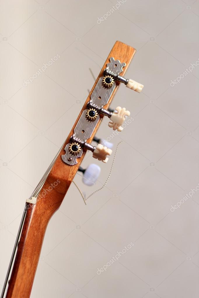 Guitar Machine Heads Stock Photo C Ezarubina 64844009