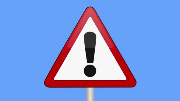 Mezinárodní výstražné nebo výstražné značky jsou rozeznatelné symboly určené k varování před nebezpečnými situacemi.