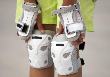 Protective sport equipment.