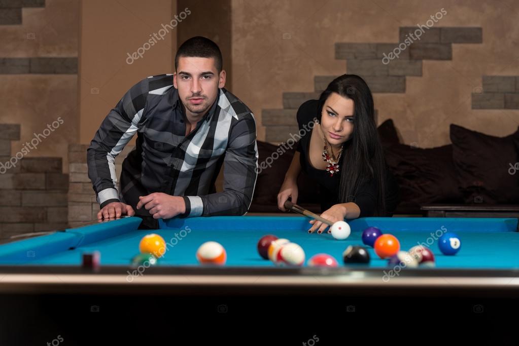 flirting at pool Girls the
