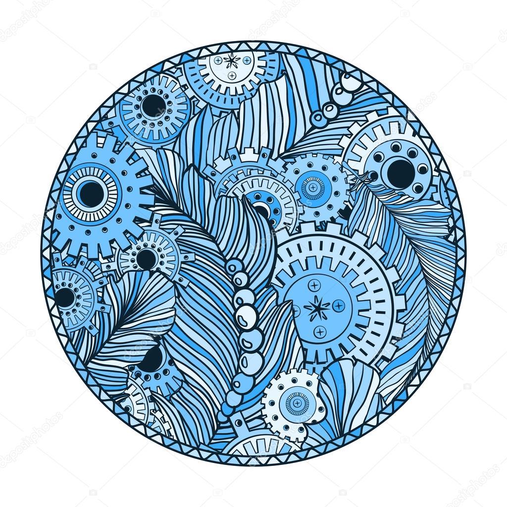 Fantastisch Blaue Malvorlagen Ideen - Beispielzusammenfassung ...