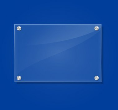 Vector transparent frame
