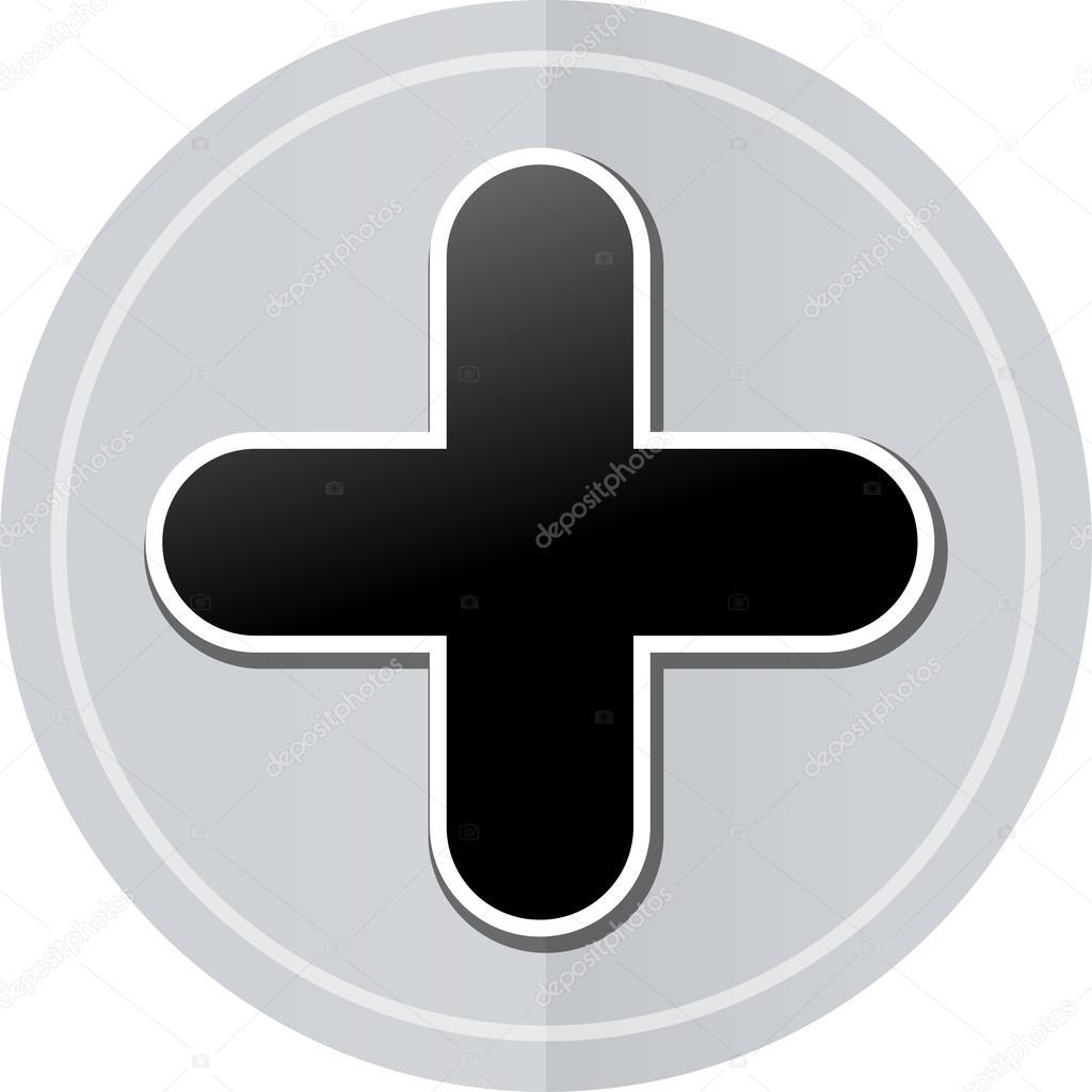 plus symbol clip art