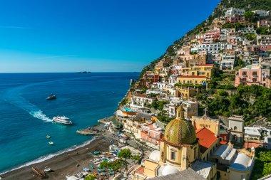 Positano Italy Amalfitana