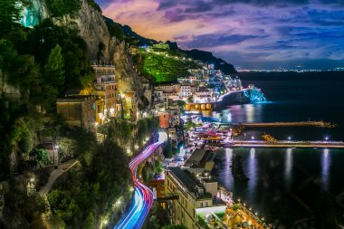 Beautiful Amalfi Italy