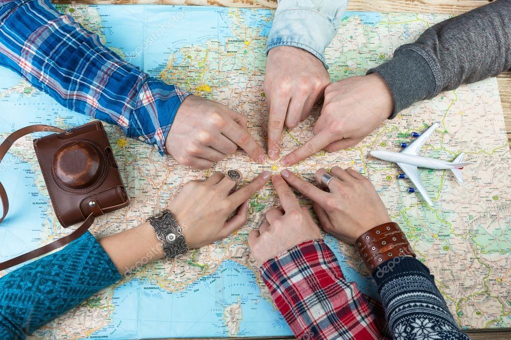 Travel agency work