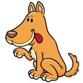 Photo Dog Cartoon