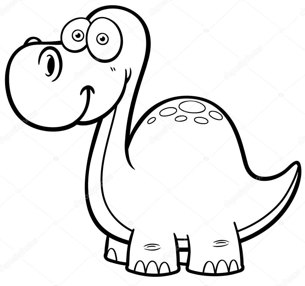 Dinozor Stok Vektör Sararoom 54589641