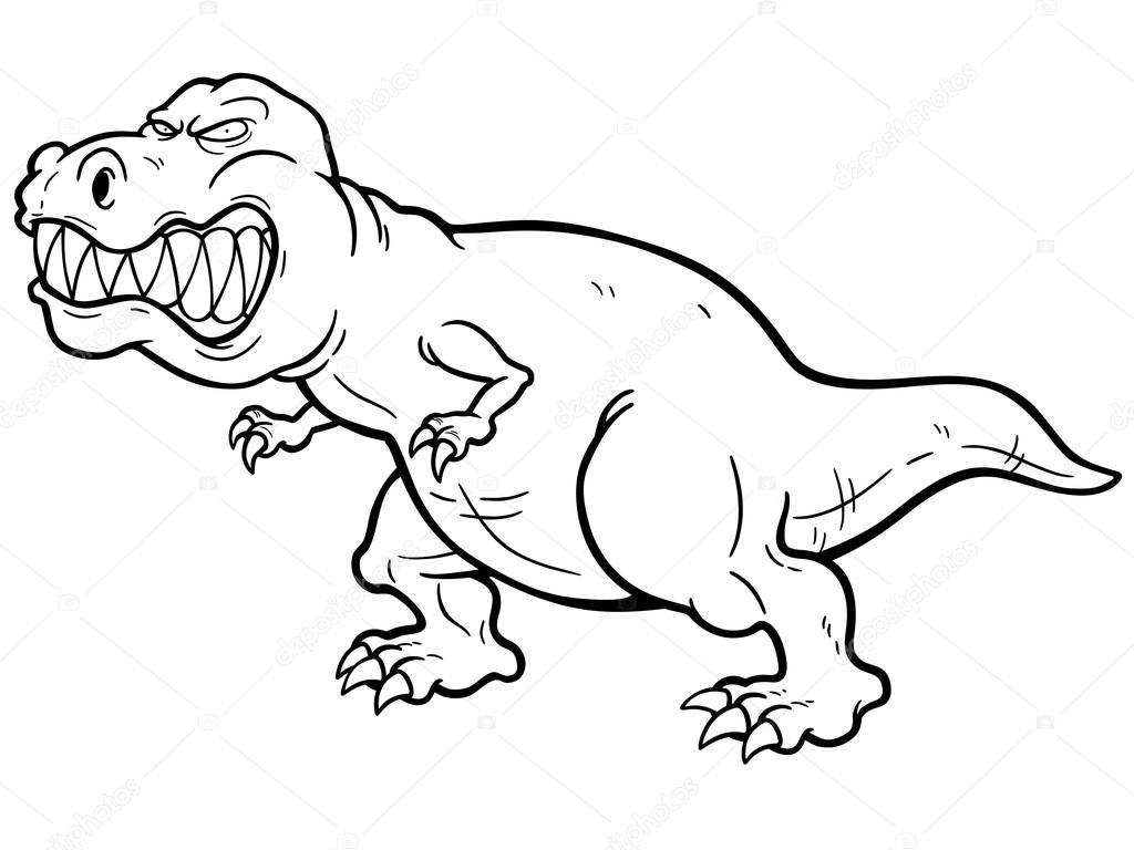 Dinosaur Stock Vector Sararoom 72795247