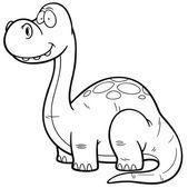 Fotografie Dinosaur