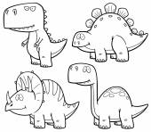 Fotografie Dinosaurs