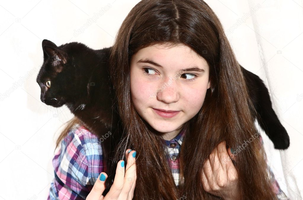 grube zdjęcia nastolatek dziewczyny