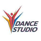 Fényképek Tánc a logó, a jelvény és jelkép. Nő táncol. Tánc stúdió logo design vektor sablon