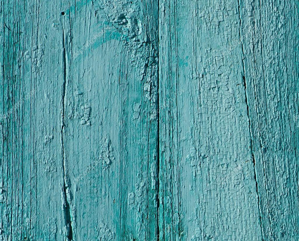 그런 지 녹슨 벽 배경입니다. 오래 된 에메랄드 녹색 페인트 ...