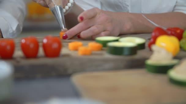 Vařič vaření nádobí