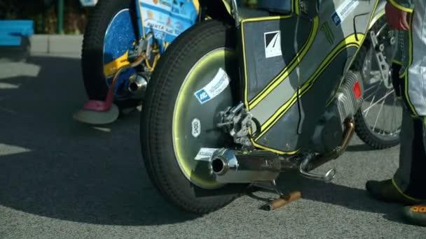 Motocykly na sportovní soutěže