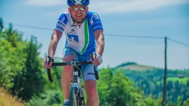 Kolo soutěže maraton kolem Vrhnika