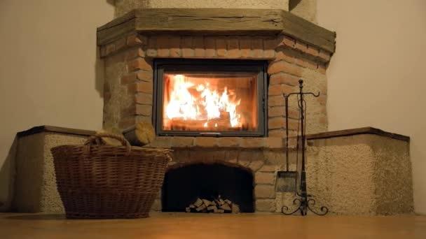 Kryté ohniště s protokoly, vypalování