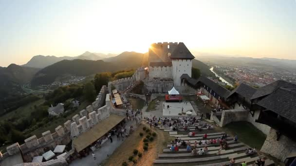 Středověký festival před velké publikum