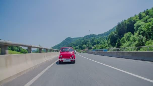 ročník jízdy na hlavní silnici