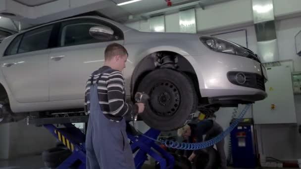 Vulcaniser kontrola pneumatik