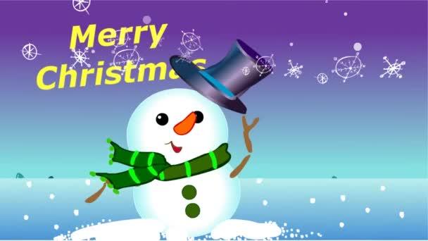 Boldog karácsonyt, animált