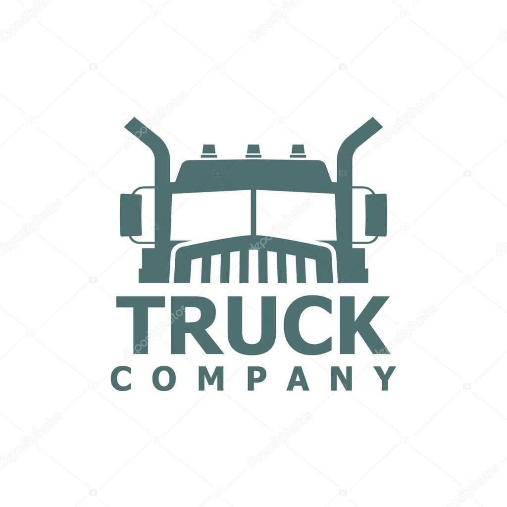 truck vector logo � stock vector 169 ribz 88345648