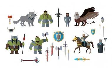 Warcraft Game Icons