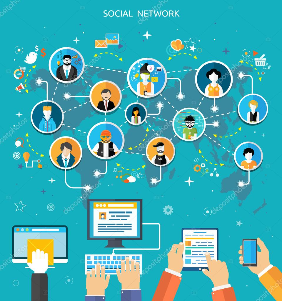 social netwroks 205 rows this is a list of major active social networking websites and excludes dating social networking service created as an alternative to social networks like.