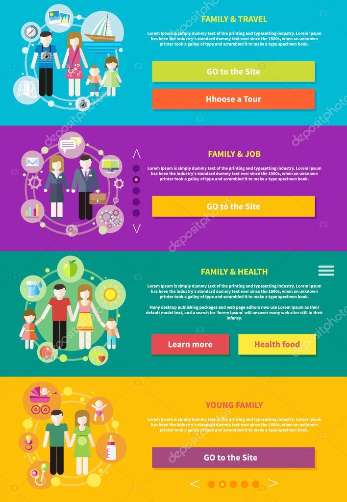 Familia con el concepto de pueblo de los ni os ni os for Concepto de la familia para ninos