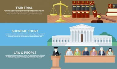 Supreme court. Law and people