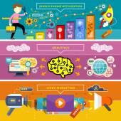 Fényképek Analytics, a Seo optimalizálás és a videó Marketing