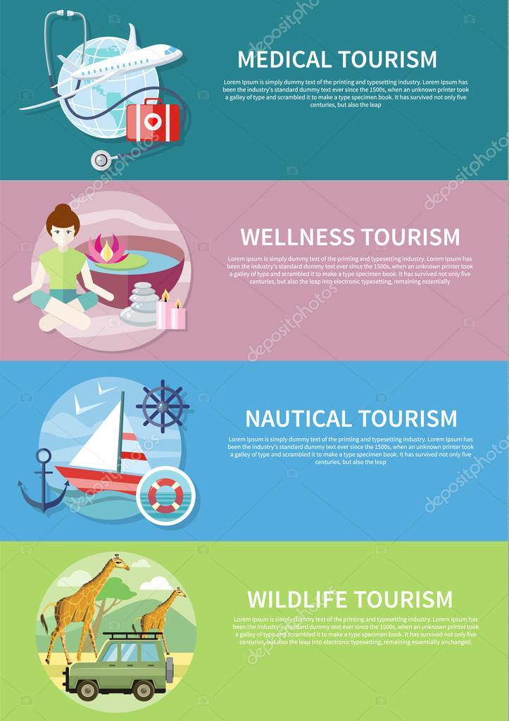Wildlife, Wellness, Medical and Nautical Tourism