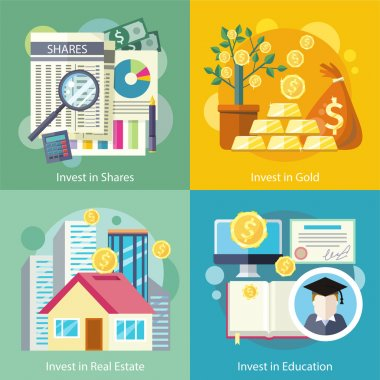 Investment in Education Gold Property
