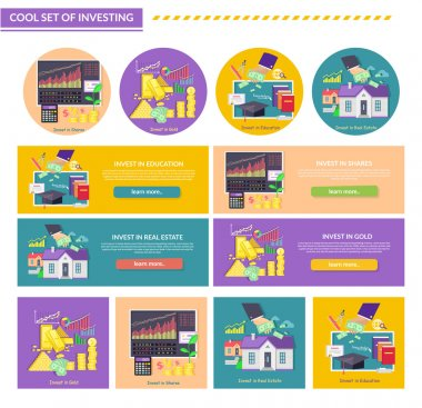 Concept Investment Gold Education Property Shares