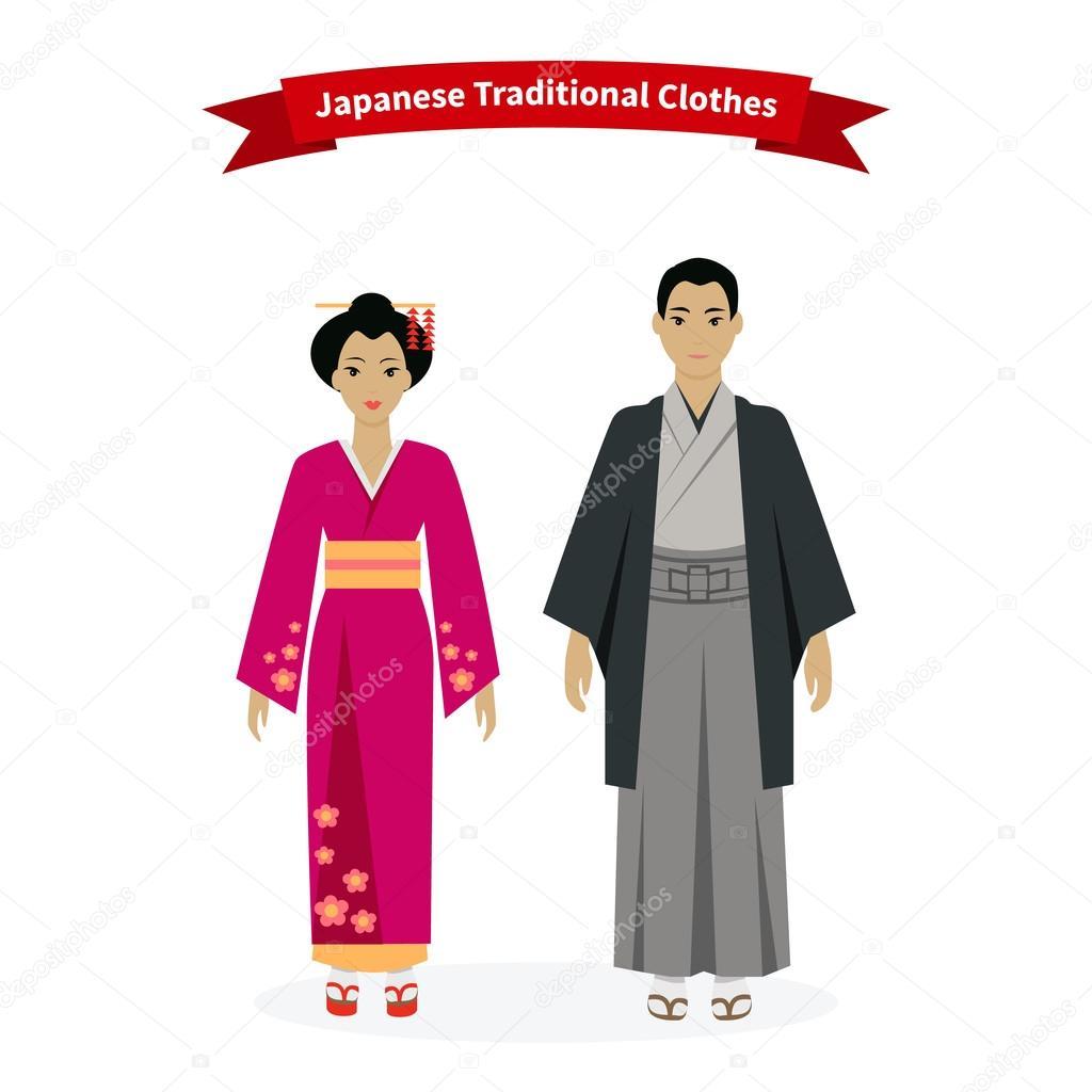 japanischer Mädchen weißer Mann