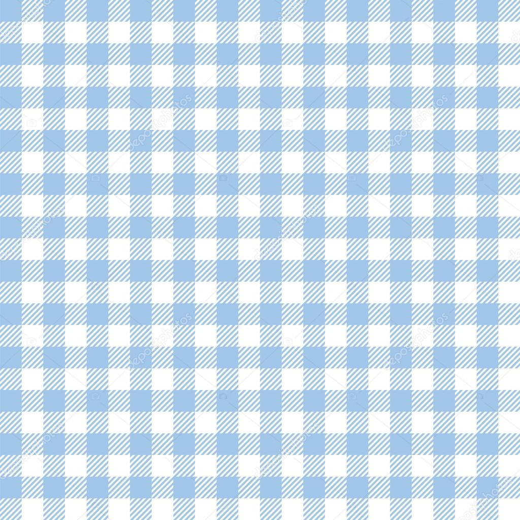 seamless coarse baby blue checkered plaid fabric pattern texture stock vector raymondgibbs. Black Bedroom Furniture Sets. Home Design Ideas