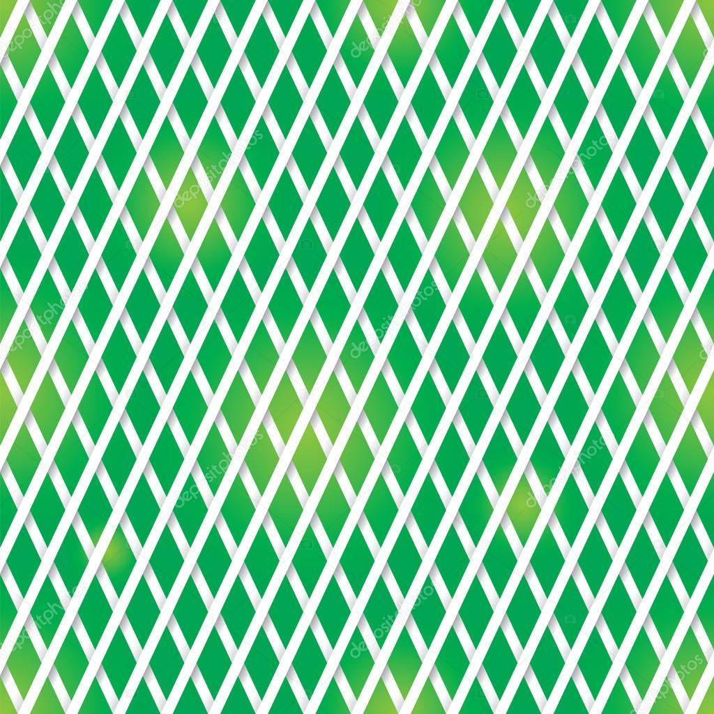 Seamless Garden Trellis Pattern Texture. Ideal for gardening magazine layouts or plant shop wallpaper.