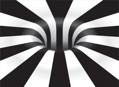 Optical Art Vortex