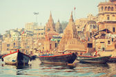 Photo Ancient city of Varanasi