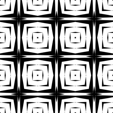 Design seamless square pattern