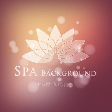 spa background.