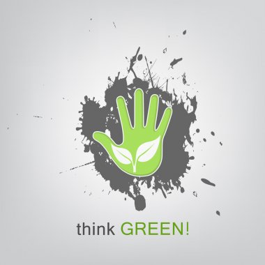 Nature concept - think Green.