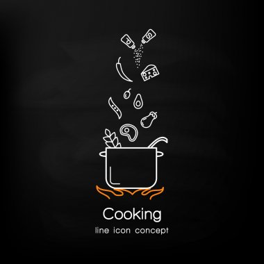 Culinary art cooking process
